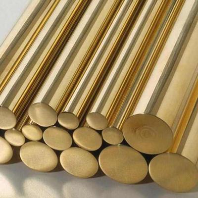 BrassExtrusion Rods