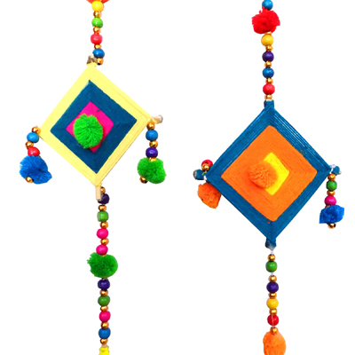 Traditional Beads Wall Hangings
