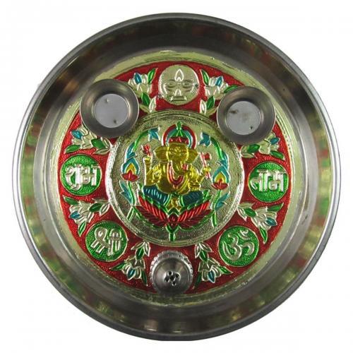 metal pooja thali (2)