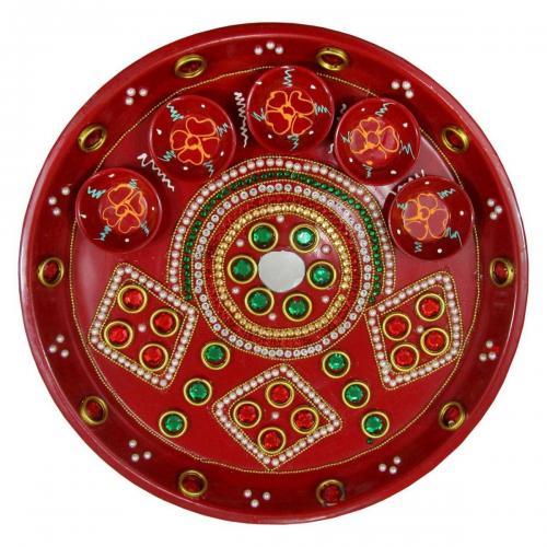 metal pooja thali (3)