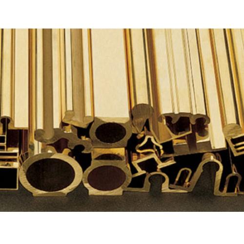 brass extrusions profile sections