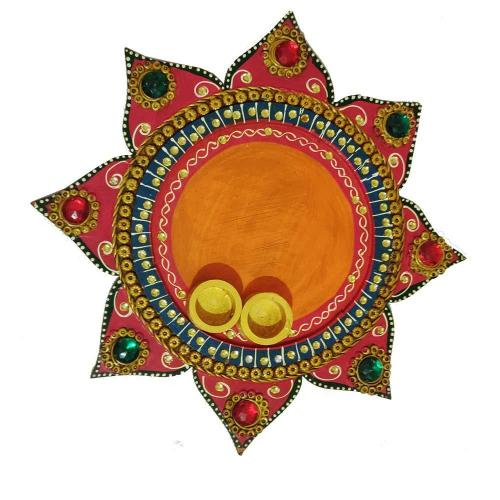 wodden pooja thali (2)